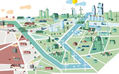 Transitievisie Warmte & Regionale Energie Strategie