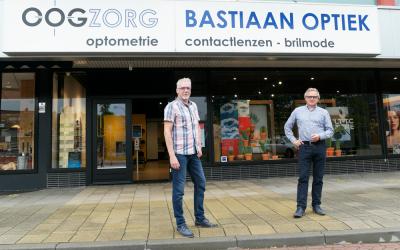 Kijken, proeven én beleven bij… Oogzorg Bastiaan Optiek